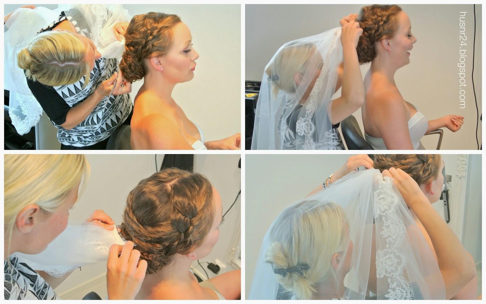 Slöjan och frisyren