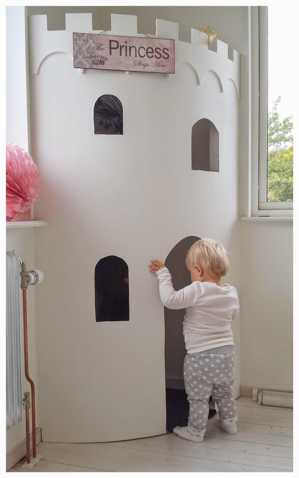 Lillans DIY slott