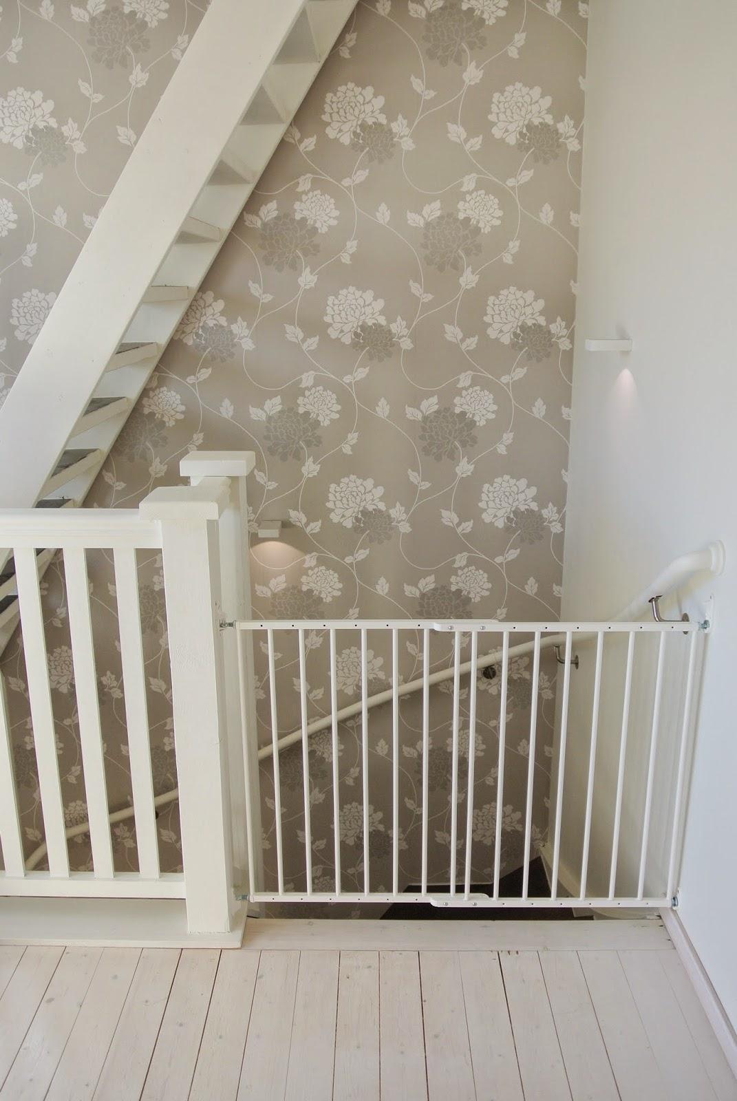 En vacker trappa