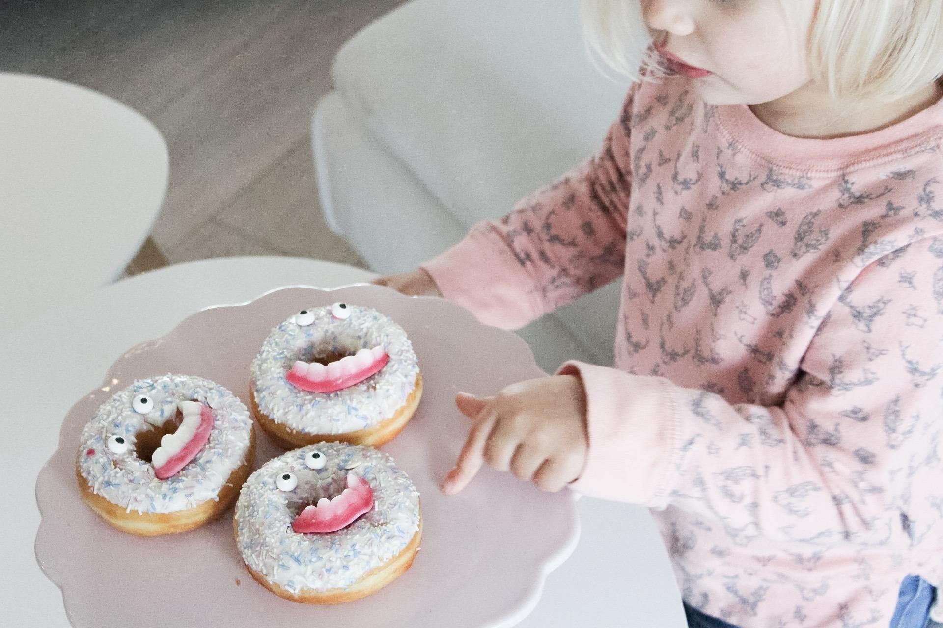 Donuts till Halloween