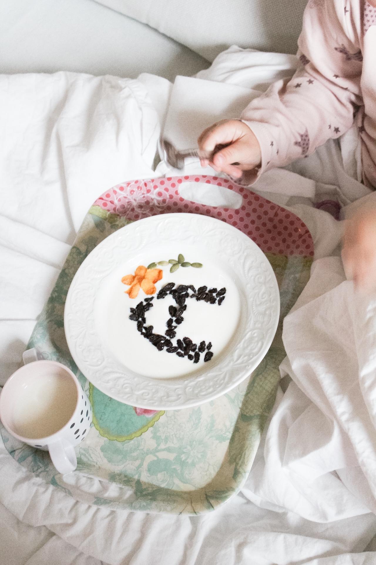Lite konst i frukosten