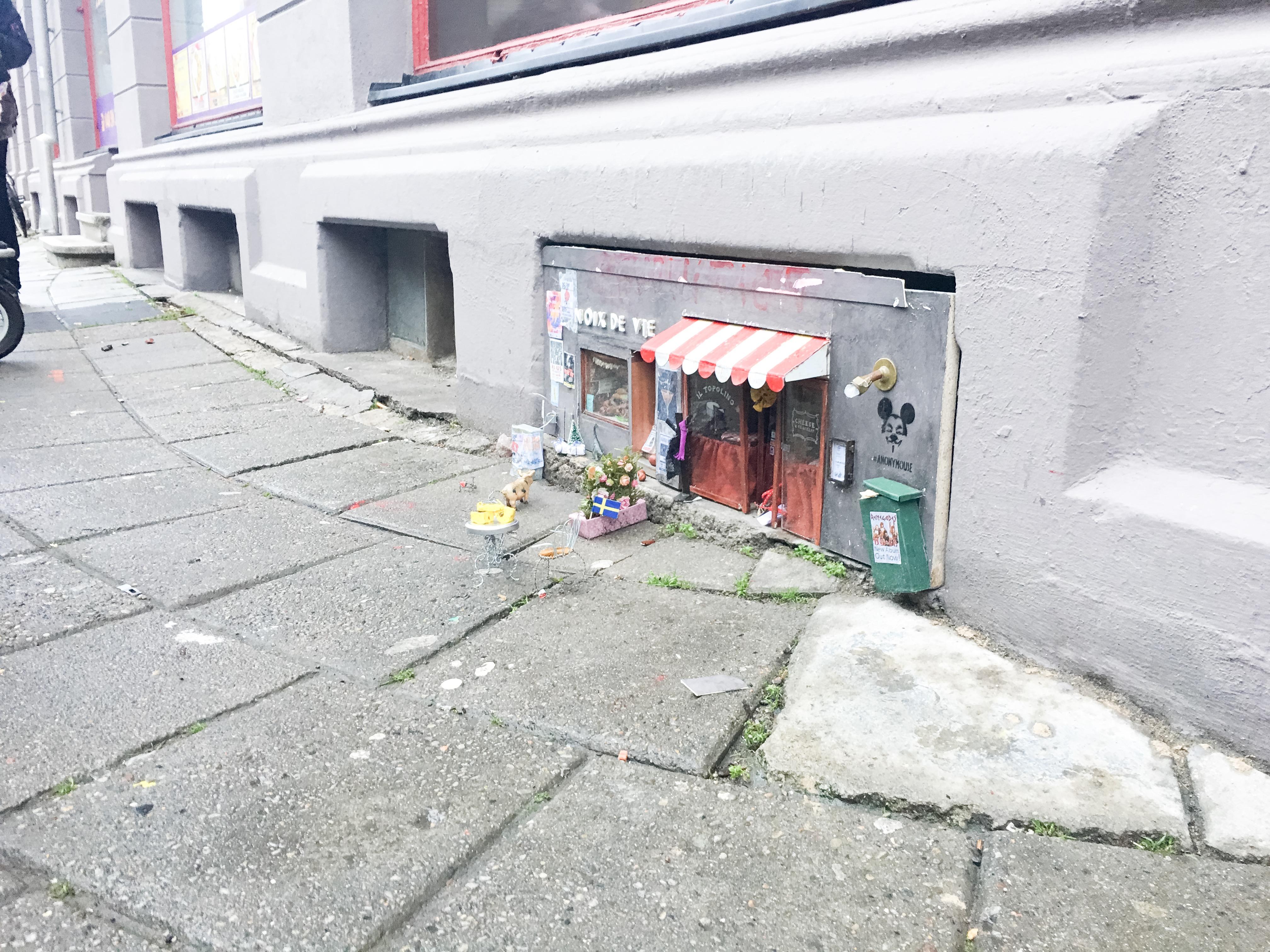 En musrestaurang i Malmö och lucka nummer 11