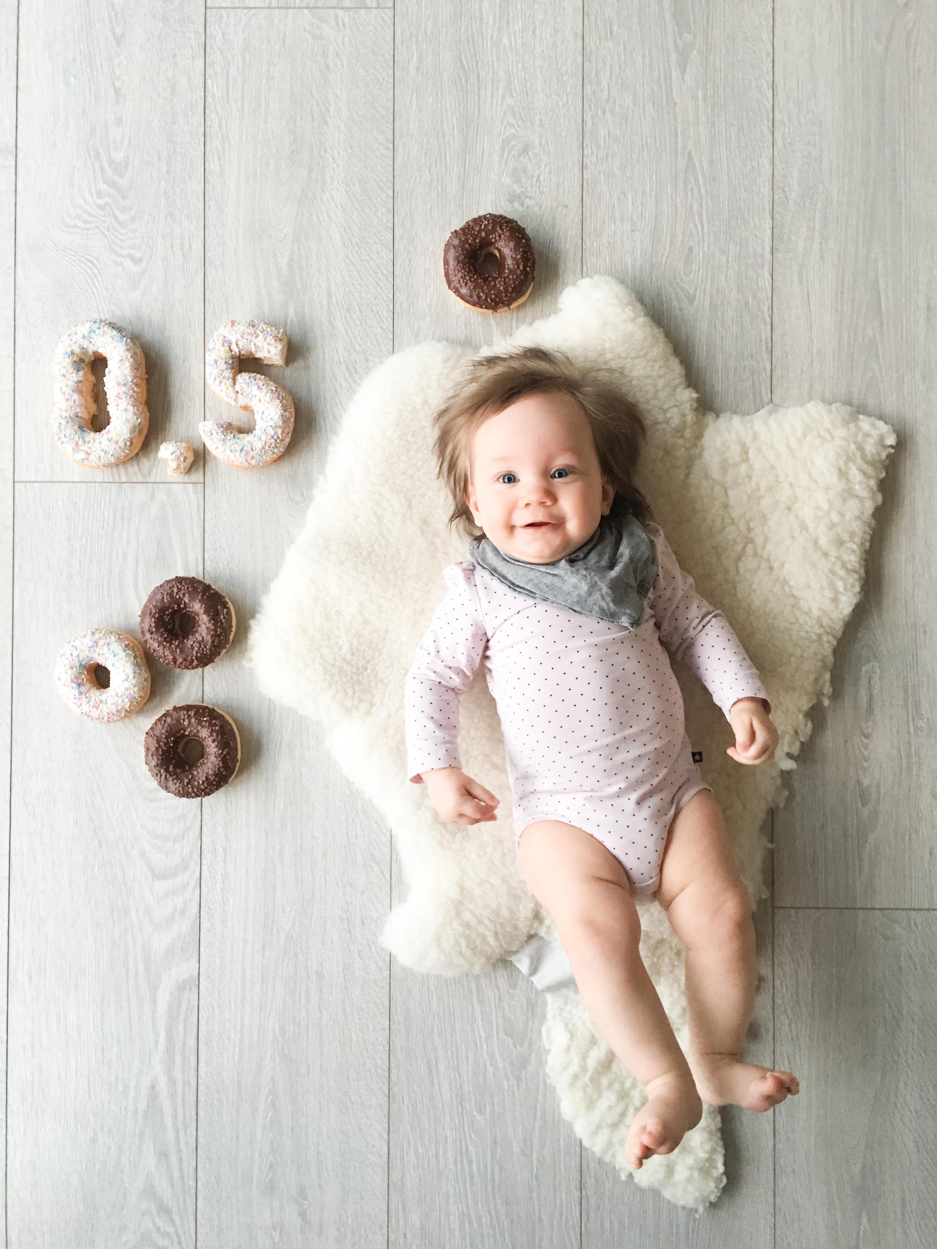 Hej torsdag och donuts på golvet