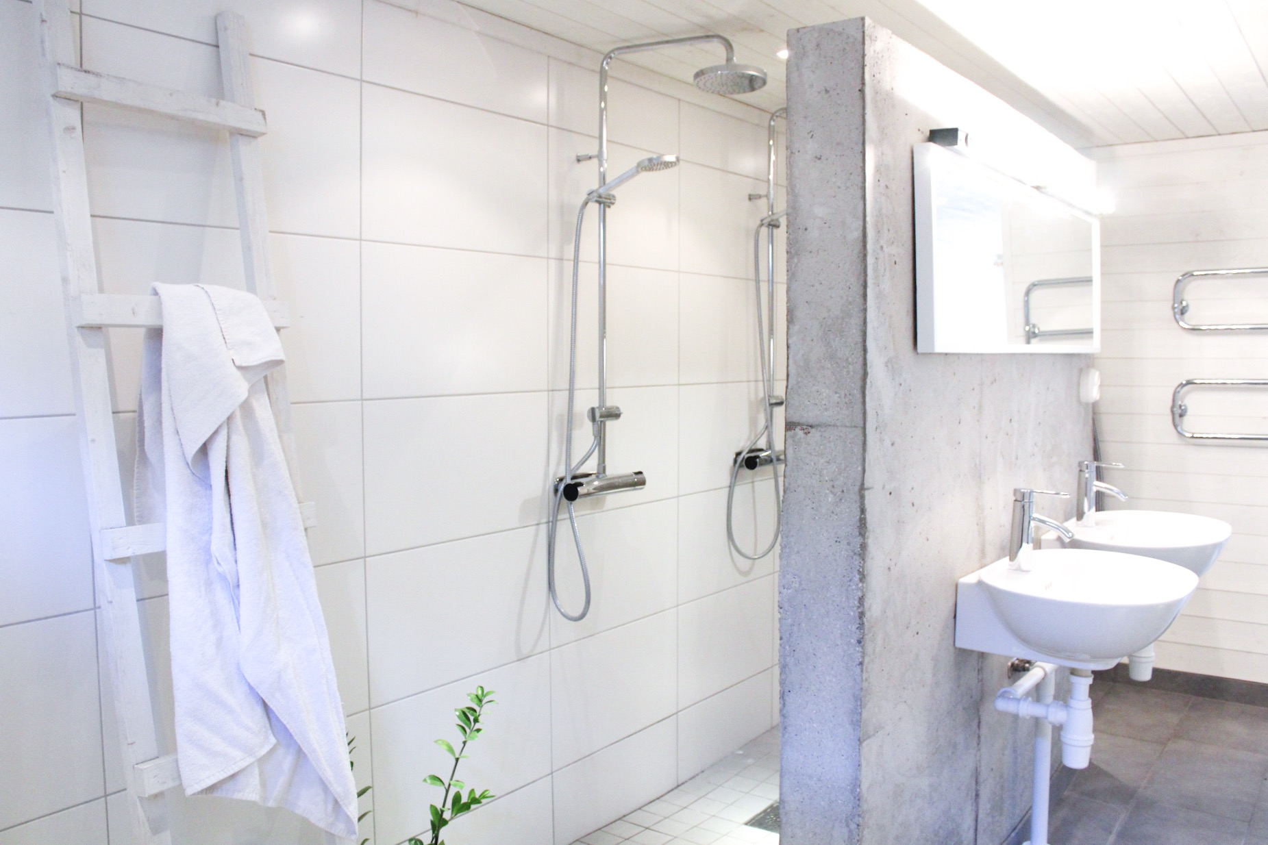 Det stora badrummet
