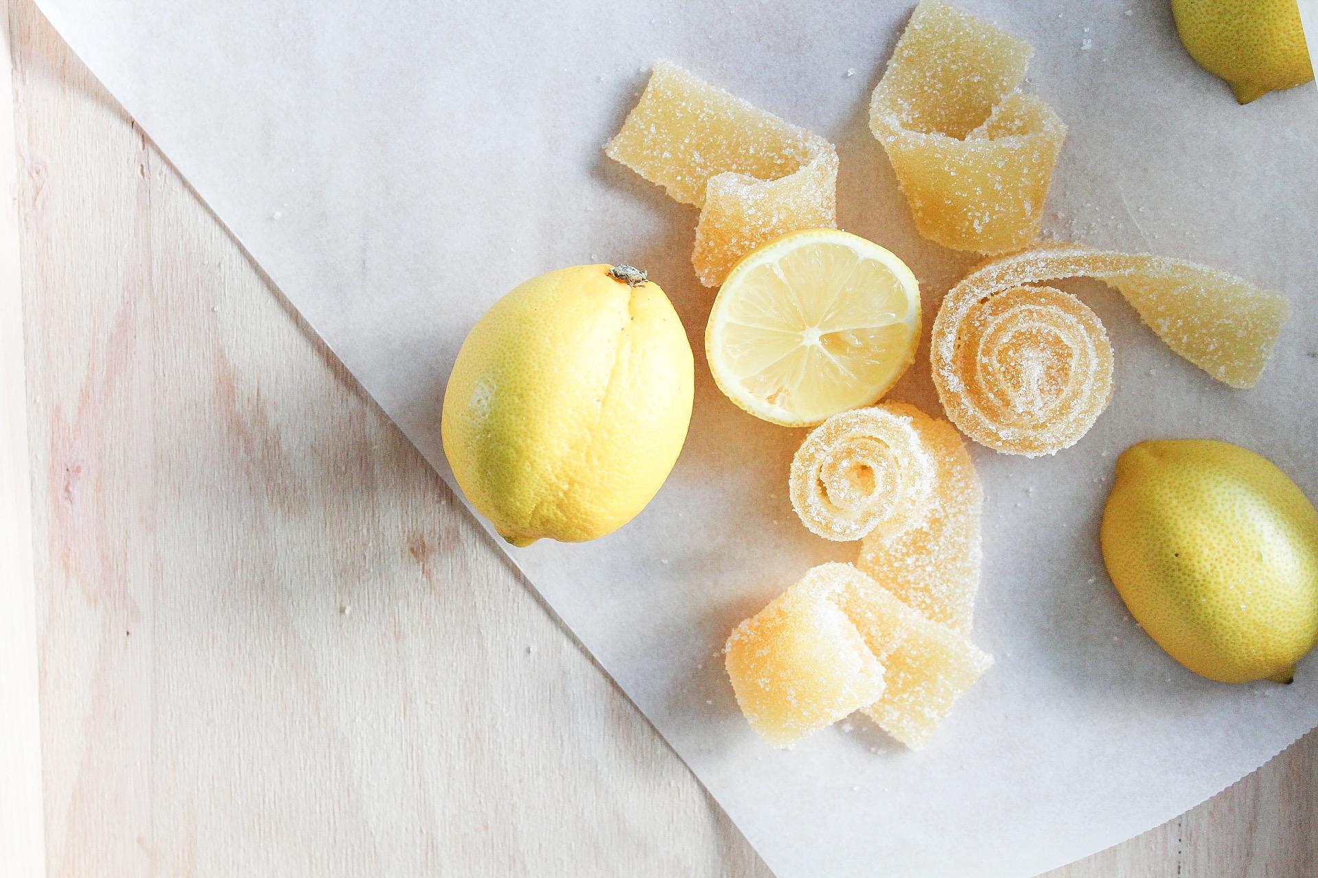 Sneakpeak: citronremmar
