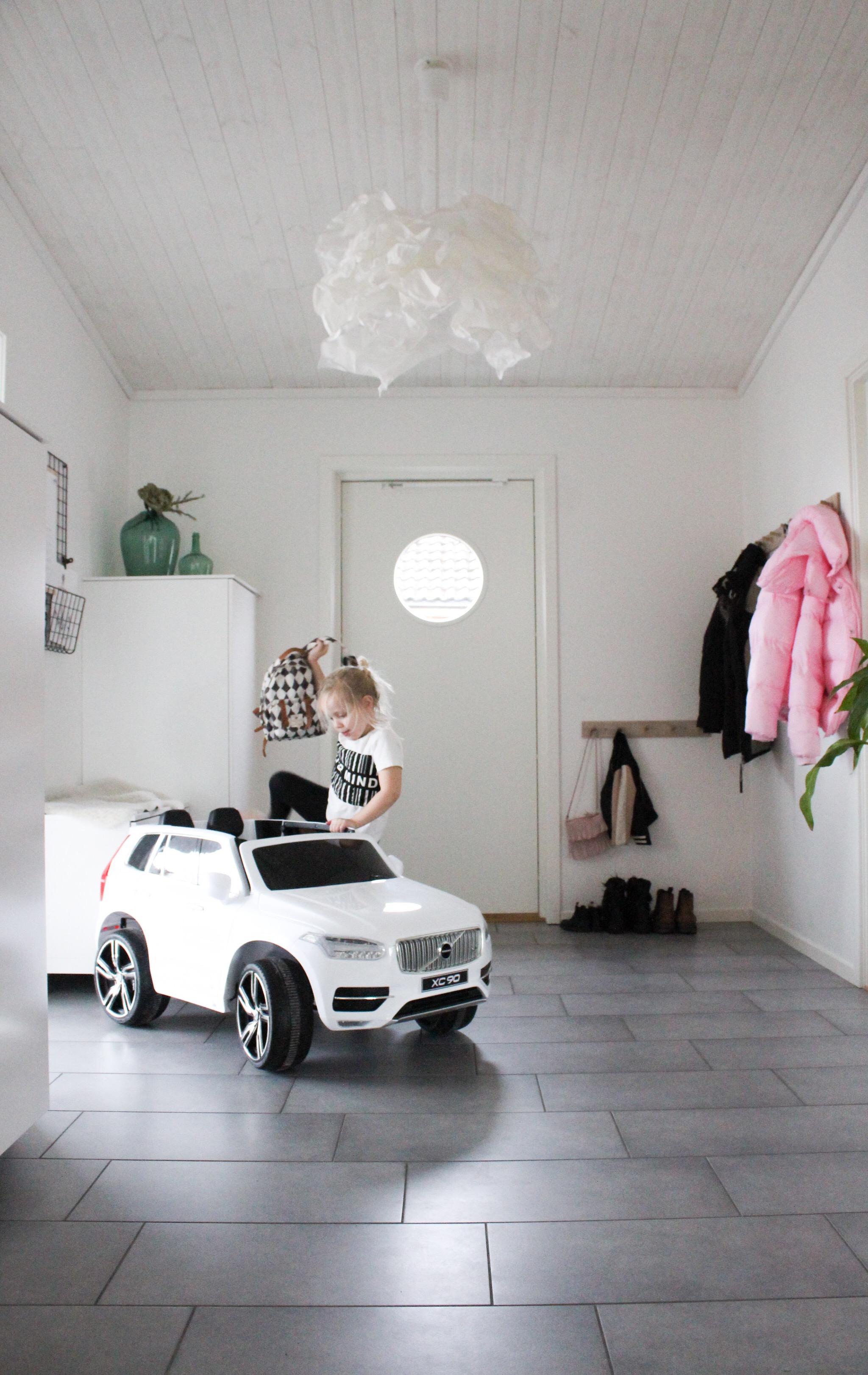 Fredag och ny bil