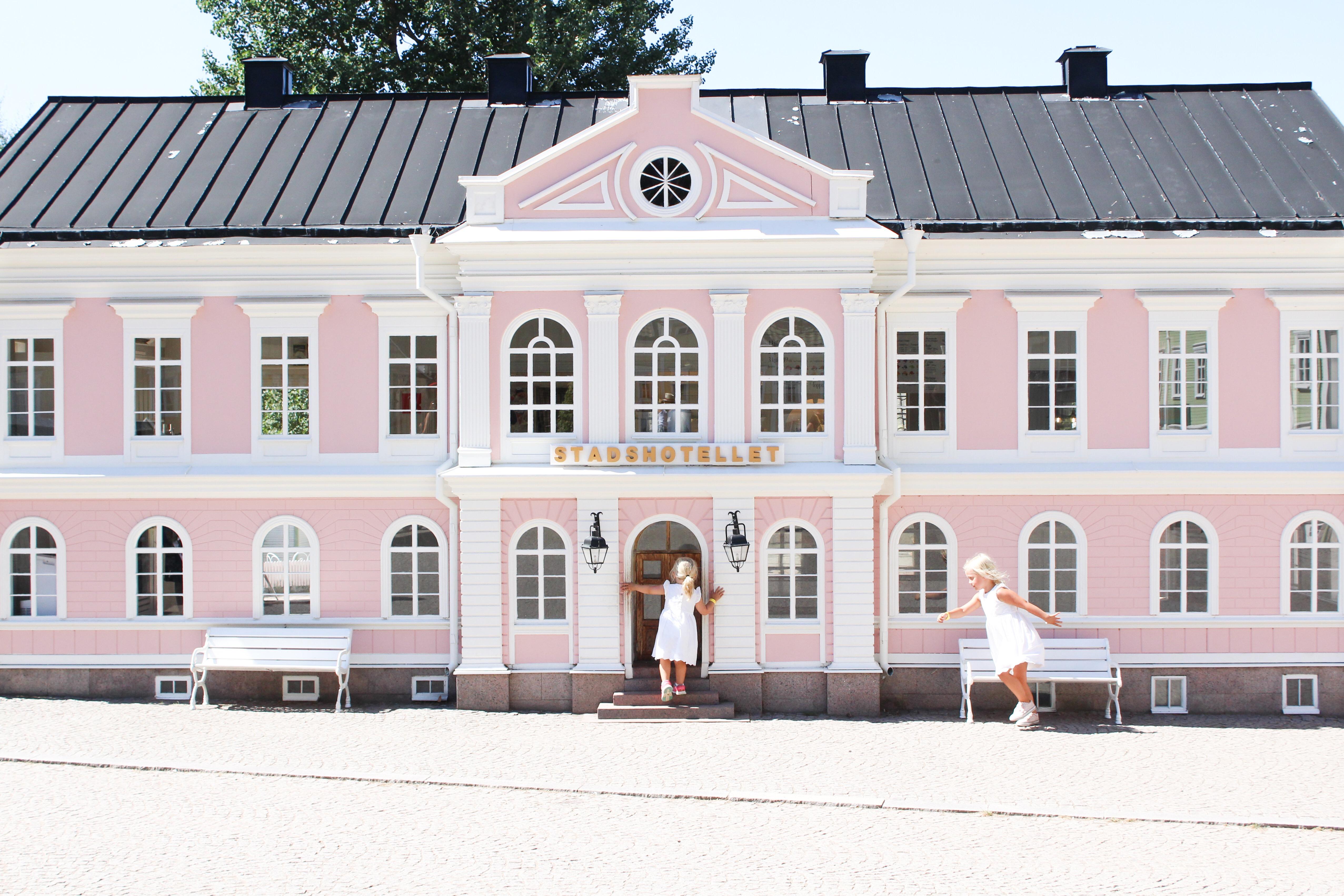 Våra dagar på Astrid Lindgrens Värld