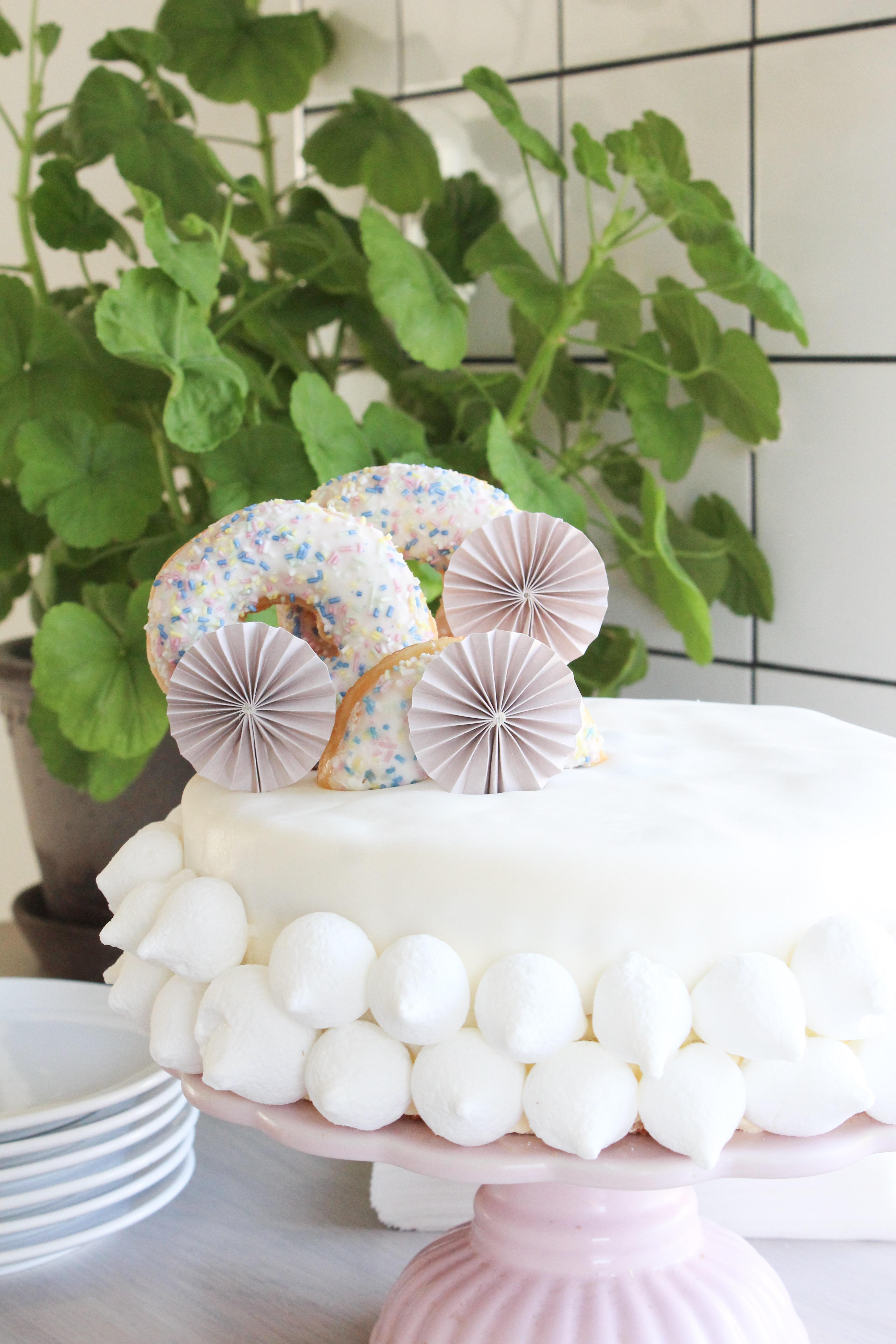 Tårta med en överraskning
